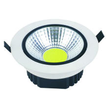 COB LED Luz de techo LED de alto brillo Downlight
