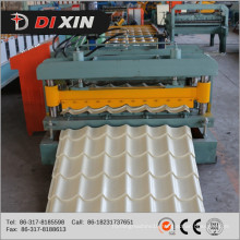 Dx 1100 Glazed Tile Roll Forming Machine China Manufacturer 2015