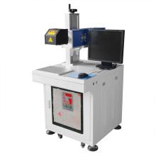 La machine de marquage au laser à CO2 fonctionne sur les produits artisanaux du bois