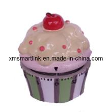 Cupcake Decor Mechanical Kitchen Timer, Gadgets de cozinha