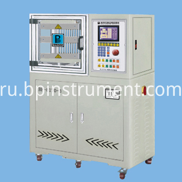 Lab Tablet Hydraulic Press Machine Plc Control/White