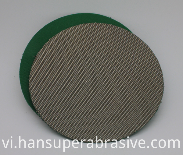 Flexible Diamond Pad
