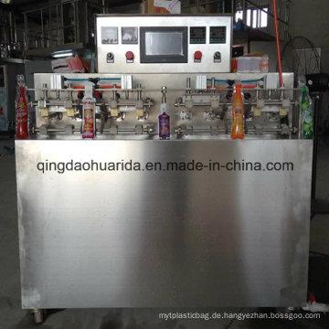 Strohsack-Füllmaschine / Doypack-Verpackungsmaschine / stehen oben Beutel-Saft-Füllmaschine