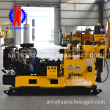 Low price portable XY-3 hydraulic water well drilling rig on sale