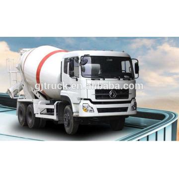 4 * 2 RHD 10CBM Dongfeng camión mezclador de concreto / camión mezclador / camión hormigonera / camión de cemento / camión de transporte de cemento