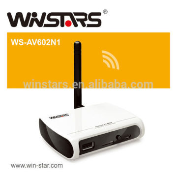 Wireless HDTV Android smart TV-Box / Dongle