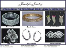 Fashion Rhinestone Jewelry Wholesale