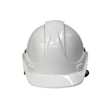 Casco de seguridad tipo PE T (blanco).