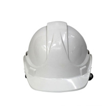 PE T Type Safety Helmet (white) .