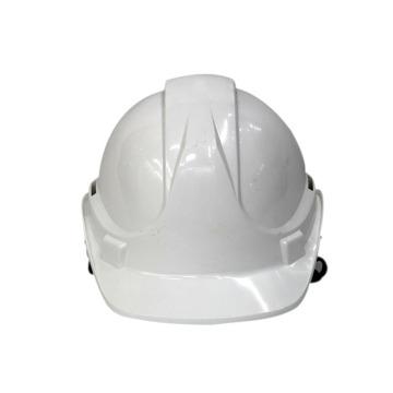 PE T Type Safety Helmet (white) .
