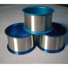Diámetro de suministro 0.5-6.0mm Gr 8 bobina de titanio