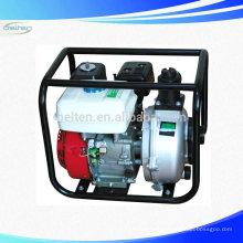 Combustible de la gasolina y uso del Agricultur 3 pulgadas mini bomba de agua eléctrica