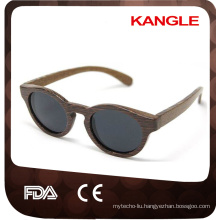 New Style with Multi layered temple skateboard wood sunglasses