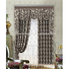 Nueva tela del terciopelo del telar jacquar de la manera para las cortinas de la iglesia