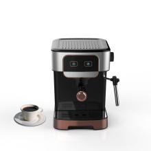 Roaster Espresso Coffee Machine with rotary adjustable knob