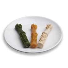 Toothbrush Shape Dog Dental Care Chews Pet Food Dog Snack