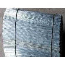Fio de corte galvanizado usado como fio de ligação