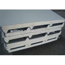 Color steel polyurethane sandwich panel/EPS sandwich panel/EPS sandwich roof panel