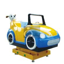 Kiddie Ride, voiture pour enfants (chien heureux)