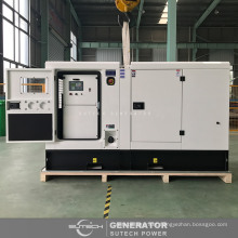 enclosed 75 kva silent diesel generator set powered by Cummins engine 4BTA3.9-G11