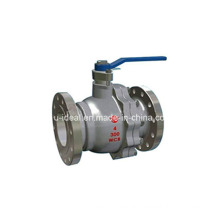 P63 Flange Floating Type Ball Valve