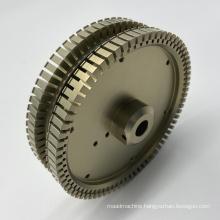 custom cnc machining precision part  turning lathe for aluminum wheel machining
