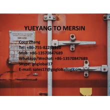 Transport morski Hunan Yueyang do Turcji Mersin