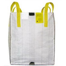 PP Conductive Big Bag Wih 4 Side-Seam Loops and Spout