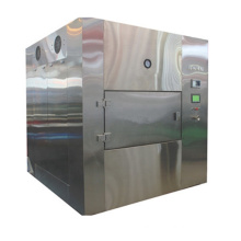 Factory price box type cabinet Meat preserved fruit vacuum microwave drying equipment dehydrating machine