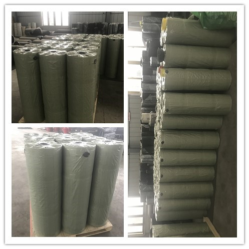 Rubber Rolls Packing