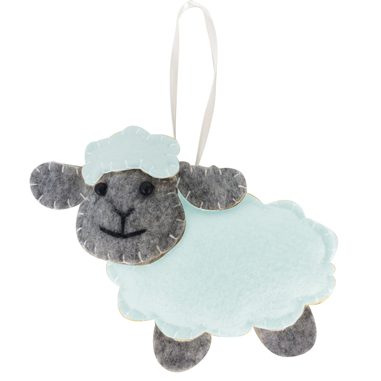 Easter Sheep Hanging Pendant