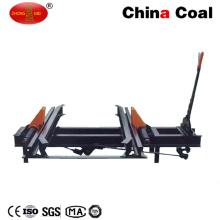 Tapón neumático para minería de doble vía