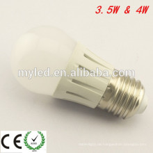 Ningbo 4w LED Birne Low Decay G45 LED Birne Licht E27 Dimmable LED Birnen