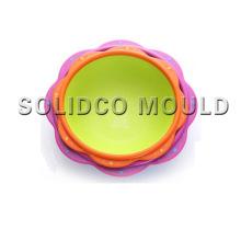 molde de cuenca de plástico bebé