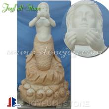 Mermaid Marble Water Fountains