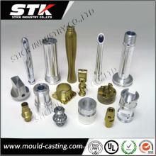 Kundenspezifische Hochpräzisions-Metall- und Aluminium-CNC-Bearbeitungsteile