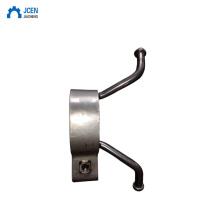 Welding stainless steel metal part