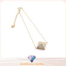 Pulseira de prata esterlina 925 pulseira de jóias de moda Bt6574
