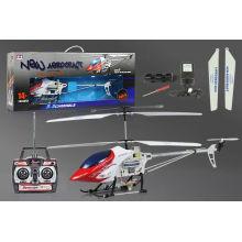 helicóptero del girocompás rc del helicóptero de la gasolina del rc con LED 3.5CH