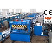 El rollo de acero del Decking del piso del metal de la bobina de acero de la serie de YX que forma la maquinaria