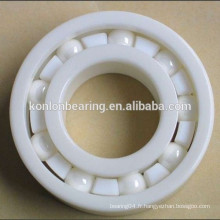 Roulement à billes en céramique en céramique à base de nitrure de silicium portant 627