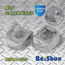 M20 Steckverbinder-Klemme für Stahlwerksbefestigung