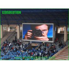 Pantalla LED a todo color de 20 mm para el estadio Live Boardcast