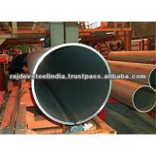 Tubo de acero inoxidable soldado de alta calidad 304L