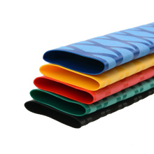 Colorful PE Material 40mm Thermal Heat shrink Cable Sleeve