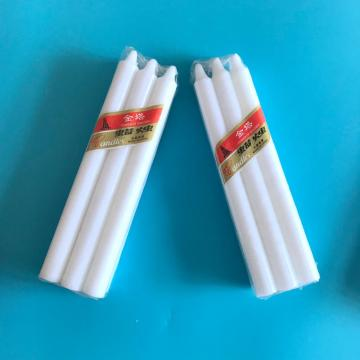 Nhà thờ Religous Long Burning Dripless White Candles