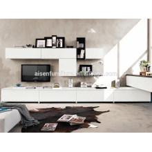 Estilo australiano Modern Lacquer TV Stand Gabinete Design de móveis para venda
