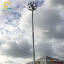 Alibaba Trade Assurance Proveedor impermeable 30m poste de iluminación de mástil