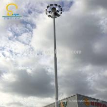 Алибаба поставщика обеспечения торговлей водонепроницаемый 30m высокий полюс освещения рангоута