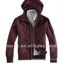 Nueva chaqueta cortaviento estilo